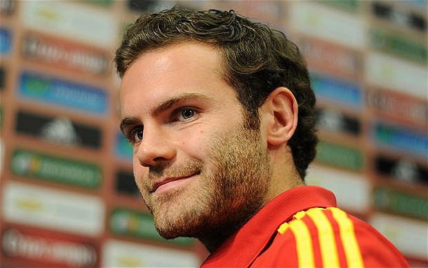 Spanish midfielder Mata eyeing Olympic gold after winning CL, FA Cup and Euro medals