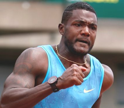 Gatlin runs past Powell, Gay in Diamond League