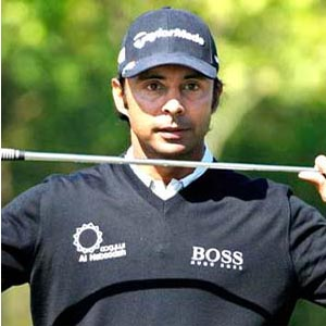 Jyoti makes a fine start at French Open golf