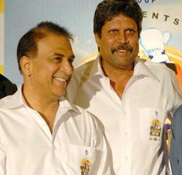 Kapil Dev, Sunil Gavaskar in PM Modi's Australian delegation