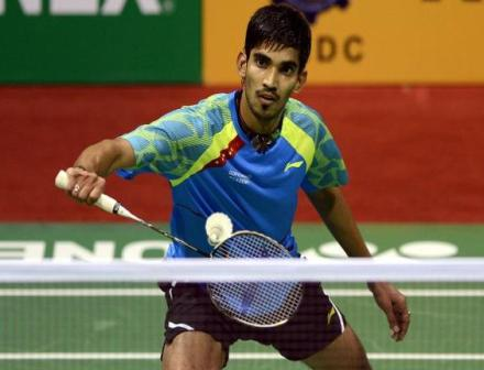 India's challenge at Japan Open ends with Srikanth's loss