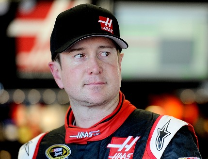 NASCAR champ Kurt Busch claims ex-girlfriend is a 'trained assassin'