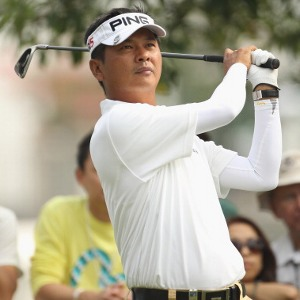 Golfer Lin cements position with Solaire win
