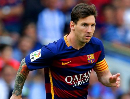 Messi injured in Barca's 1-1 La Liga draw against Atletico