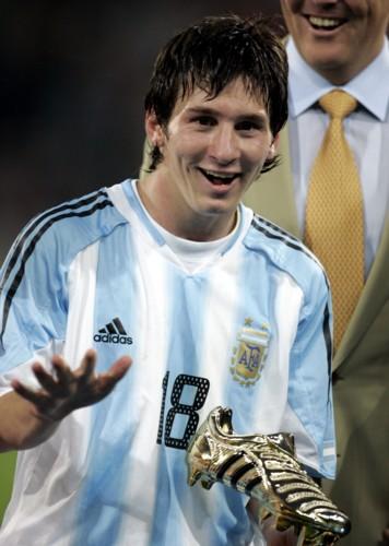 Messi Bio