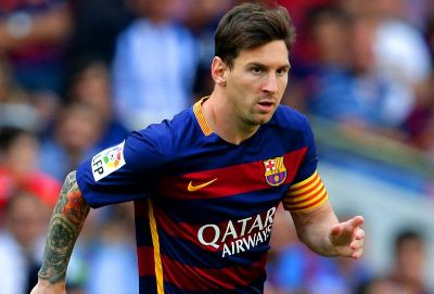 Messi treble helps Barca kick off CL with 7-0 rout of Celtic