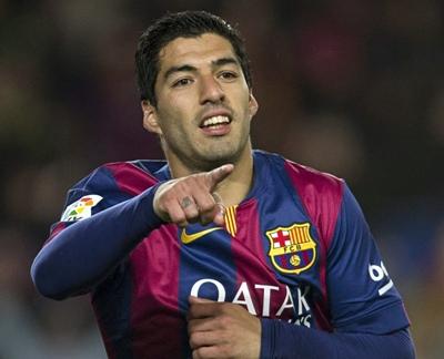 Suarez backs `best` Barcelona to defend Champions League crown