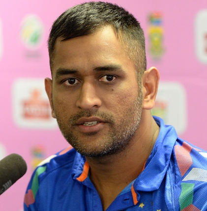 Can't do much when Chris Gayle or AB de Villiers is in form: MS Dhoni
