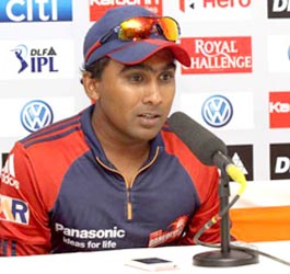Losing quick wickets cost us the match: Jayawardene
