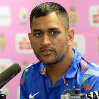 Dhoni cites `managing chaos` as key to success