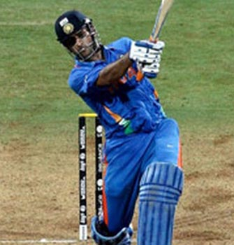 Dhoni says he backed his instincts to hit winning runs