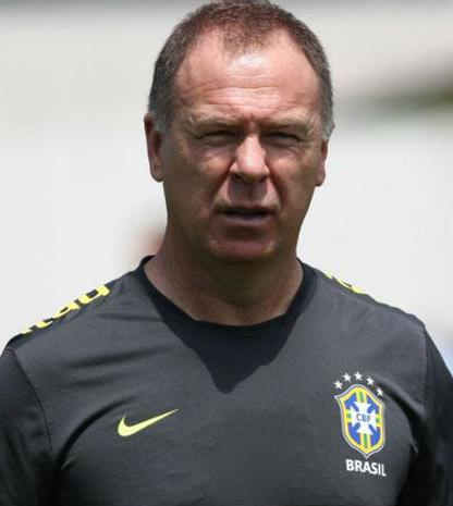 Sacked Brazil coach Menezes thanks players