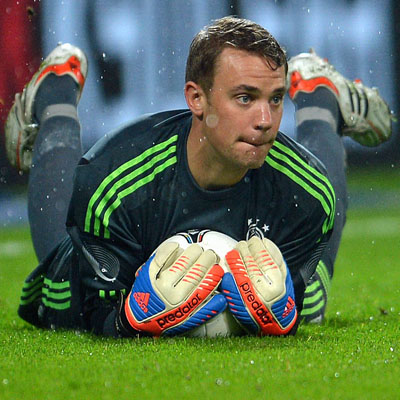 German duo Neuer, Lahm to be fit for World Cup