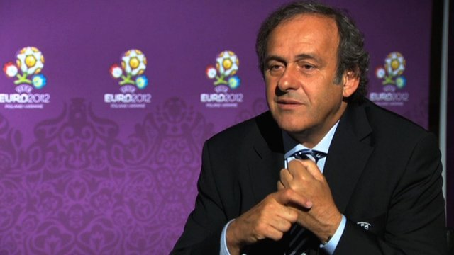 UEFA hails Ukraine, Poland Euro 2012 success