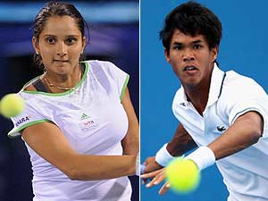 Somdev, Sania unchanged in rankings
