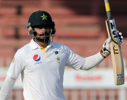 There is lot of negative propaganda about me in media: Mohammad Hafeez