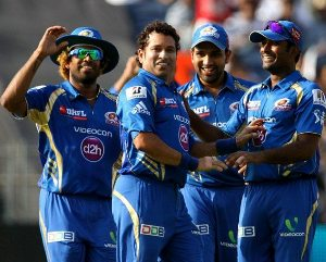 Mumbai Indians beat Rajasthan Royals to consolidate position at top