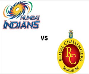 Mumbai Indians beat Royal Challengers by 58 runs