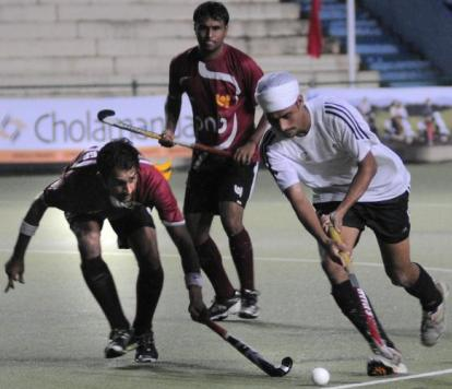 Muruguppa Gold Cup: Full points for Hockey India juniors, PNB