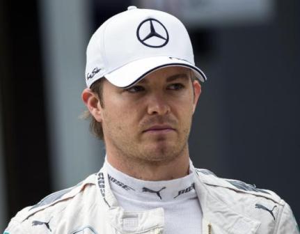 Rosberg stays ahead of Hamilton in third German GP practice