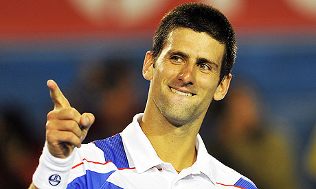 Djokovic joins Tsonga in China Open final