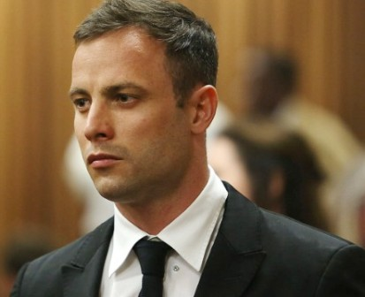 Pistorius given six-year prison term for murder of girlfriend