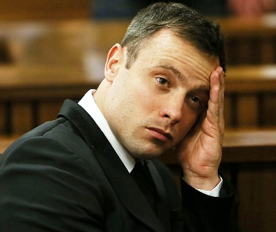Pistorius awaits sentencing for murder of model girlfriend