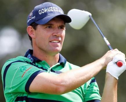 Padraig Harrington looking forward to 'fifth Major' Irish Open