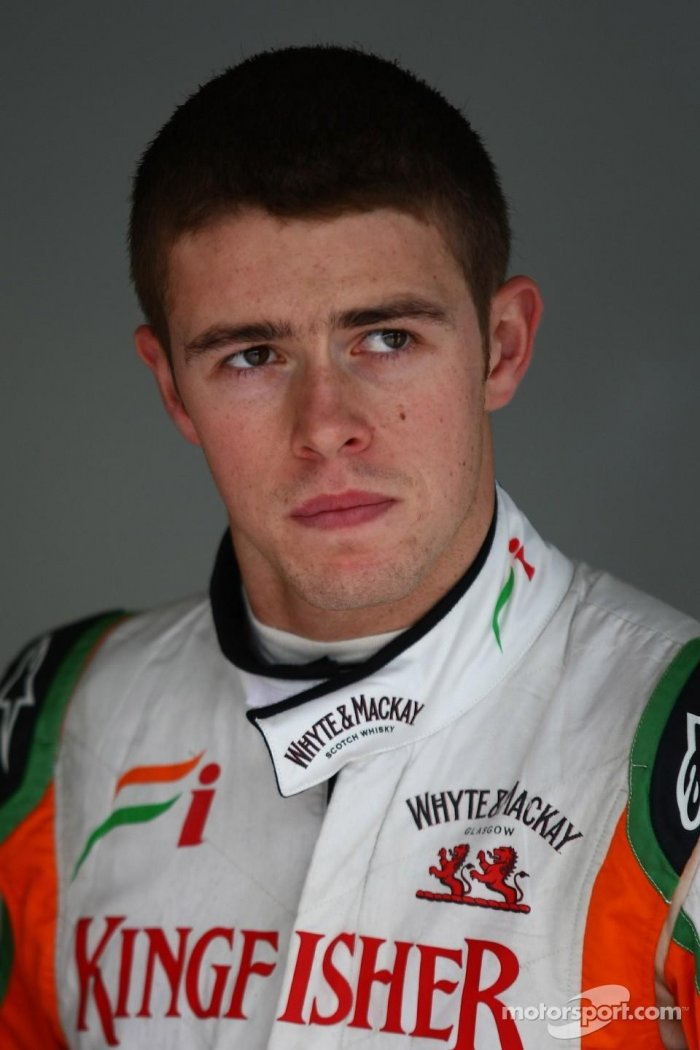 Gearbox penalty for di Resta
