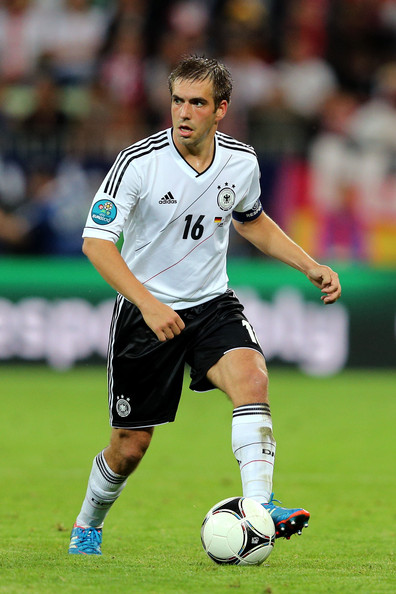 German captain Lahm calls line-up 'mole' utter disgrace