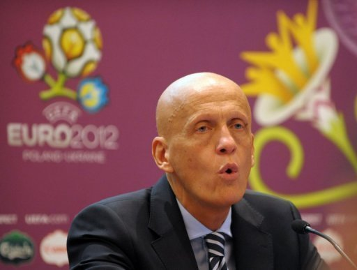 UEFA chief referee Collina claims 'Ukraine goal against England should have been awarded'