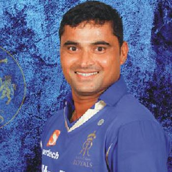Jaipur, Sep 26 - A four-wicket haul by Pravin Tambe and a late assault by Brad Hodge gave Rajasthan Royals a 30-run win over Lions in a group match of the ... - Pravin_Tambe-1