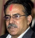 Prachanda to visit China to attend Olympic concluding ceremony