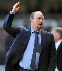 Benitez says 'improving' Chelsea can challenge Manchester clubs for PL title