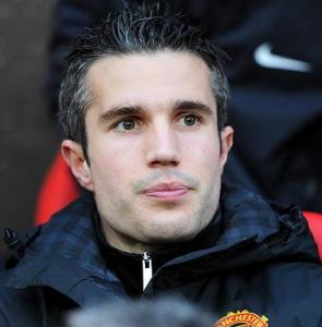Rooney picks teammate Van Persie as easiest player to 'wind up' in United dressing room