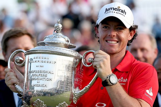 Championship win proves love life isn't ruining my game, says Rory McIlroy