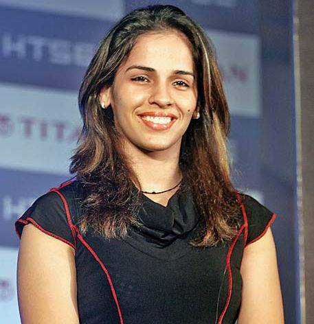 Badminton Player Saina Nehwal Badminton Ace Saina Nehwal