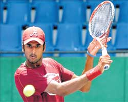 Myneni, Prasanth in semis of ITF meet