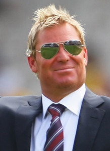 Warne sells holiday pad