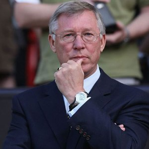 Fergie says CL quarterfinal spot within grasp following 1-1 draw against Real