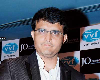 Open to coaching India: Ganguly
