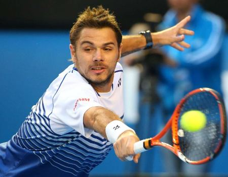 Wawrinka says he is `not friends` with Kyrgios ahead of Dubai clash