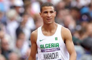 Olympic athletics: Algerian runner disqualified for not doing enough