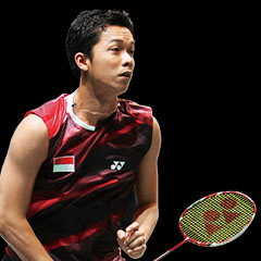 Taufik seeks Chinese badminton cooperation after retirement