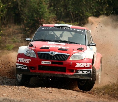 Team MRF tops in APRC series