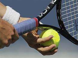 National Grass Court Tennis: Top seed Myneni in semis