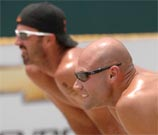 Todd Rogers and Philip Dalhausser