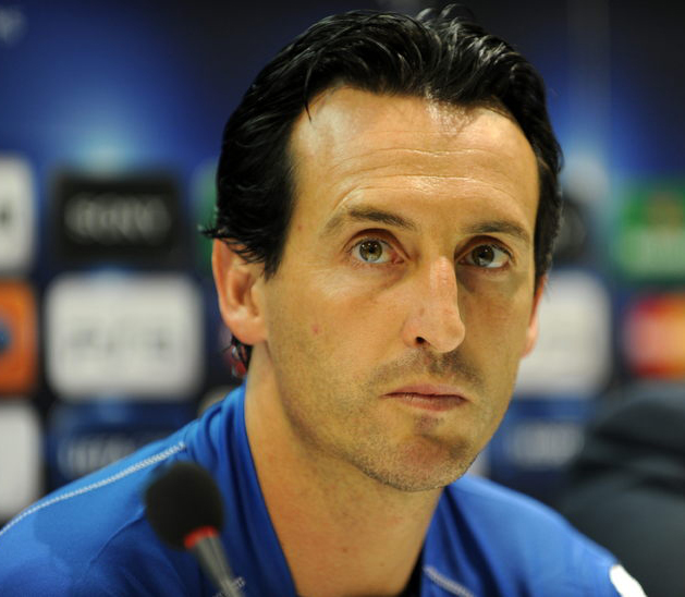 Win or bust for Spartak against Benfica: Emery