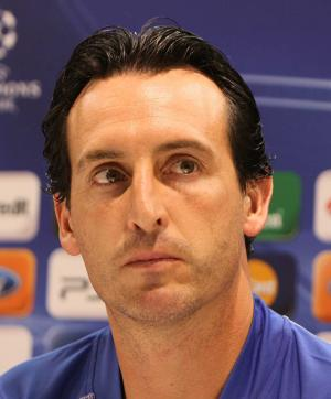 Spartak must attack Barcelona: Emery