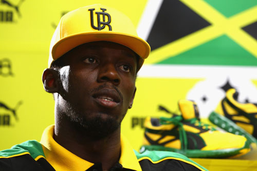 Puma renews contract with Bolt